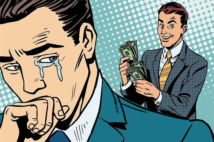 Why are my co-workers getting huge tax refunds and all I got was a lousy fifteen hundred dollars?